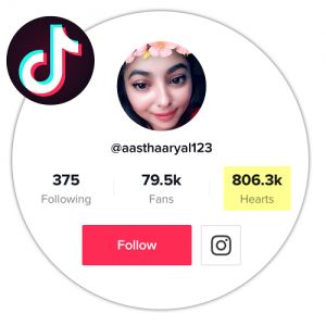 Buy Tik Tok (Musical.ly) Likes