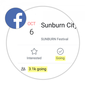 Buy Real Facebook Event Going